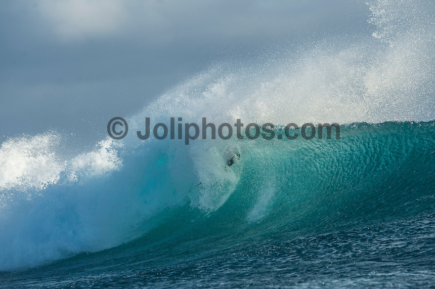Namotu Island Resort, Namotu, Fiji. (Tuesday June 3 2014)  John John Florence (HAW) – The 2014 Fiji Pro was called on this morning with the swell running in the 3' plus range. The start was delayed till 10.30 am because of the 9.30 am high tide and then they ran the whole of Round 1. Photo: joliphotos.com, 2014) – The 2014 Fiji Pro was called on this morning with the swell running in the 3' plus range. The start was delayed till 10.30 am because of the 9.30 am high tide and then they ran the whole of Round 1. Photo: joliphotos.com June 2, 2014) – The 2014 Fiji Pro was called on this morning with the swell running in the 3' plus range. The start was delayed till 10.30 am because of the 9.30 am high tide and then they ran the whole of Round 1. Photo: joliphotos.com
