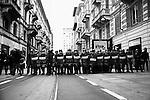 manifestazione Antirazzista Torino 28/03/2015, ph © Andreja Restek
