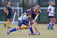 Romford HC Ladies vs Southend HC Ladies 14-11-15
