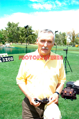 Dennis Hopper at the 9th Alice Cooper Golf Tournament in Scottsdale to benefit his Solid Rock Foundation Charity, May 2nd 2005. phoo by Chris walter/Photofeatures.