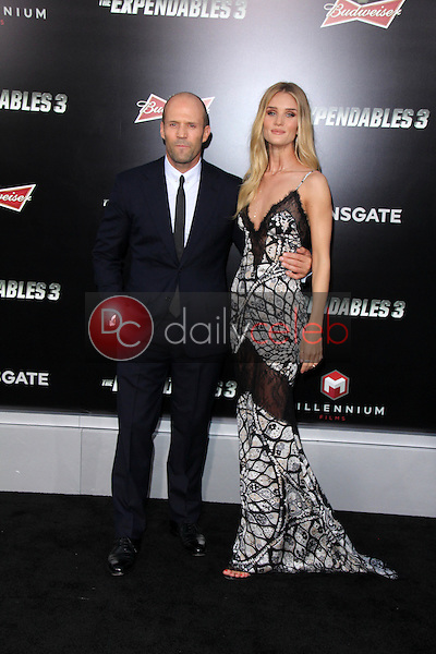 Jason Statham, Rosie Huntington-Whiteley<br />