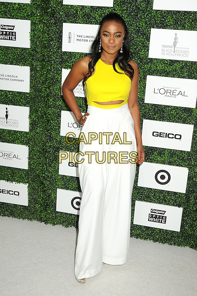 27 February 2014 - Beverly Hills, California - Tatyana Ali. 7th Annual ESSENCE &quot;Black Women in Hollywood&quot; Luncheon held at the Beverly Hills Hotel. <br /> CAP/ADM/BP<br /> &copy;Byron Purvis/AdMedia/Capital Pictures