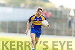Brian Crowley Kenmare in action against  Rathmore in the Senior County Football Semi Final in Fitzgerald Stadium on Sunday.