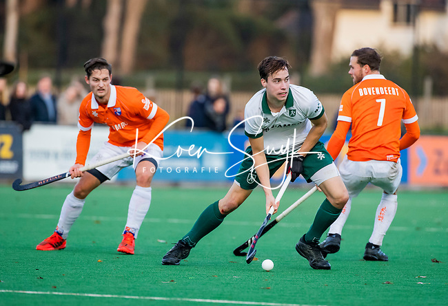 BLOEMENDAAL - Sean Murray (R'dam) tijdens  hoofdklasse competitiewedstrijd  heren , Bloemendaal-Rotterdam (1-1) .COPYRIGHT KOEN SUYK
