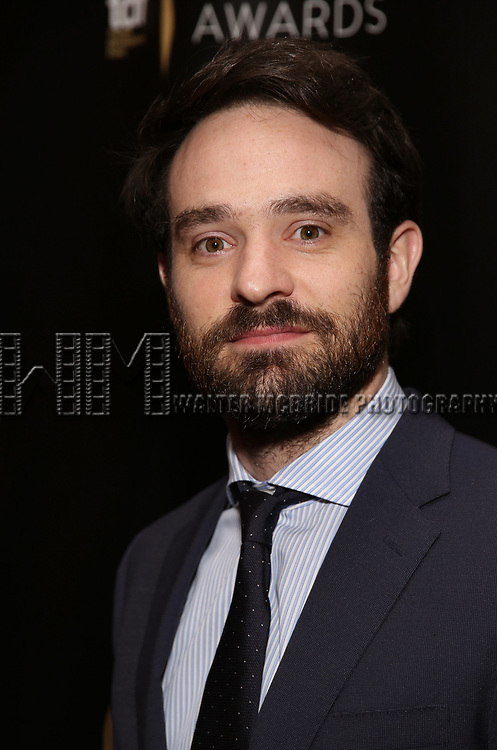 Charlie Cox  attends 32nd Annual Lucille Lortel Awards at NYU Skirball Center on May 7, 2017 in New York City.