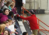 WINKLER, MB– Nov 7 2019: Game 9 - Team Alberta v Team Atlantic during the 2019 National Women's Under-18 Championship at the Winkler Arena in Winkler, Manitoba, Canada. (Photo by Matthew Murnaghan/Hockey Canada Images)