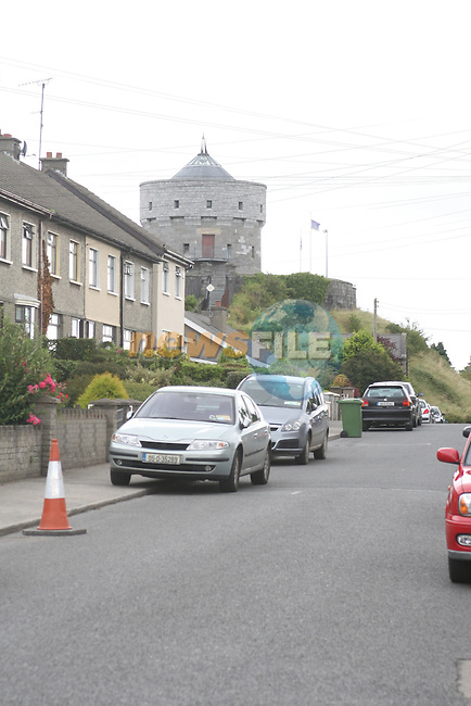 Mount St Oliver where a ten year old boy was accidently shot last night. .Photo NEWSFILE/Jenny Matthews.(Photo credit should read Jenny Matthews/NEWSFILE)....This Picture has been sent you under the condtions enclosed by:.Newsfile Ltd..The Studio,.Millmount Abbey,.Drogheda,.Co Meath..Ireland..Tel: +353(0)41-9871240.Fax: +353(0)41-9871260.GSM: +353(0)86-2500958.email: pictures@newsfile.ie.www.newsfile.ie.FTP: 193.120.102.198.