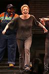 Original cast member Jennifer Barnhart during the 'Avenue Q'  15th Anniversary Celebration matinee with Original Cast Members at the New World Stages on July 28, 2018 in New York City.