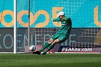 Torwart Florian Stritzel (SV Darmstadt 98) - 15.09.2019: SV Darmstadt 98 vs. 1. FC Nürnberg, Stadion am Boellenfalltor, 6. Spieltag 2. Bundesliga<br /> DISCLAIMER: <br /> DFL regulations prohibit any use of photographs as image sequences and/or quasi-video.