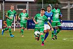 31.07.2019, 53acht Arena, Jeddeloh, GER,RL Nord, SSV Jeddeloh II  vs Hannover 96 II U23, im Bild<br /> Justin NEISS (Hannover 96 II #21 )<br /> <br /> Foto © nordphoto / Rojahn