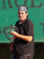 13-8-09, Den Bosch,Nationale Tennis Kampioenschappen, Kwartfinale, Boy Wijnmalen