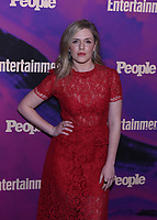 NEW YORK, NEW YORK - MAY 13: Harriet Dyer attends the People & Entertainment Weekly 2019 Upfronts at Union Park on May 13, 2019 in New York City. <br /> CAP/MPI/IS/JS<br /> ©JS/IS/MPI/Capital Pictures