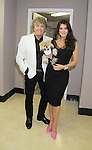 Lisa Vanderpump with husband Ken & Giggy - Celebrity Fashion Stylist Felix Mercado's Fashion Nght Out Runway Show and After Party was held on September 6, 2012 at Loehmann's, New York City, New York  Lisa Vanderpump (The Real Housewives of Beverly Hills) (Photo by Sue Coflin/Max Photos)