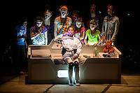 The Very Last Green Thing presented by Opera Theatre of Saint Louis at Touhill in St. Louis, MO on Oct 19, 2013.