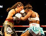 Boxing RJJ Promotions EVA Wahlstrom vs Jeffreys