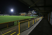 General view of the ground during Romford vs Haringey Borough, Bostik League Division 1 North Football at Ship Lane on 8th November 2017