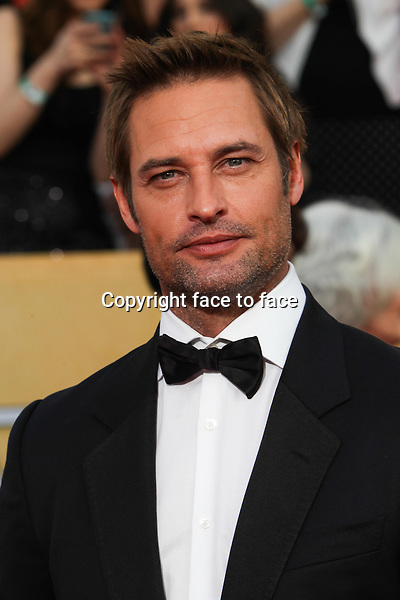 LOS ANGELES, CA - JANUARY 18: Josh Holloway attending the 2014 SAG Awards in Los Angeles, California on January 18, 2014.<br /> Credit: RTNUPA/MediaPunch<br /> Credit: MediaPunch/face to face<br /> - Germany, Austria, Switzerland, Eastern Europe, Australia, UK, USA, Taiwan, Singapore, China, Malaysia, Thailand, Sweden, Estonia, Latvia and Lithuania rights only -