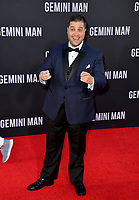 "LOS ANGELES, USA. October 07, 2019: Ethan Levy at the premiere of ""Gemini Man"" at the TCL Chinese Theatre, Hollywood.<br /> Picture: Paul Smith/Featureflash"