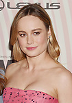 BEVERLY HILLS, CA - JUNE 13: Brie Larson attends the Women In Film 2018 Crystal + Lucy Awards at The Beverly Hilton Hotel on June 13, 2018 in Beverly Hills, California.