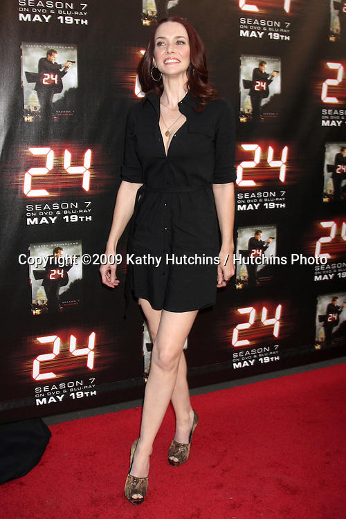 Annie Wershing arriving at the 24 Season Finale Screening (Season 8), and Season 7 DVD Release at the Wadworth Theater in Westwood , CA  on May 12, 2009.©2009 Kathy Hutchins / Hutchins Photo....                .