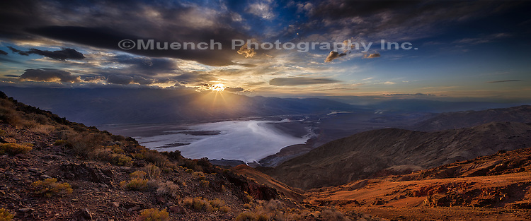 Dantes View, Death Valley National Park, California