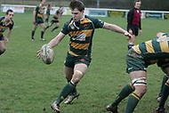 Taunton RFC v Barnes