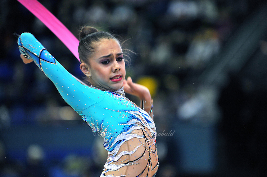 RITA MAMUN of Russia @ 2012 World Cup Kiev, March 17th.