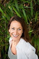 Celine Cousteau, founder and executive director of CauseCentric Productions, daughter of the ocean explorer Jean-Michel Cousteau, the granddaughter of Jacques Cousteau, the French explorer