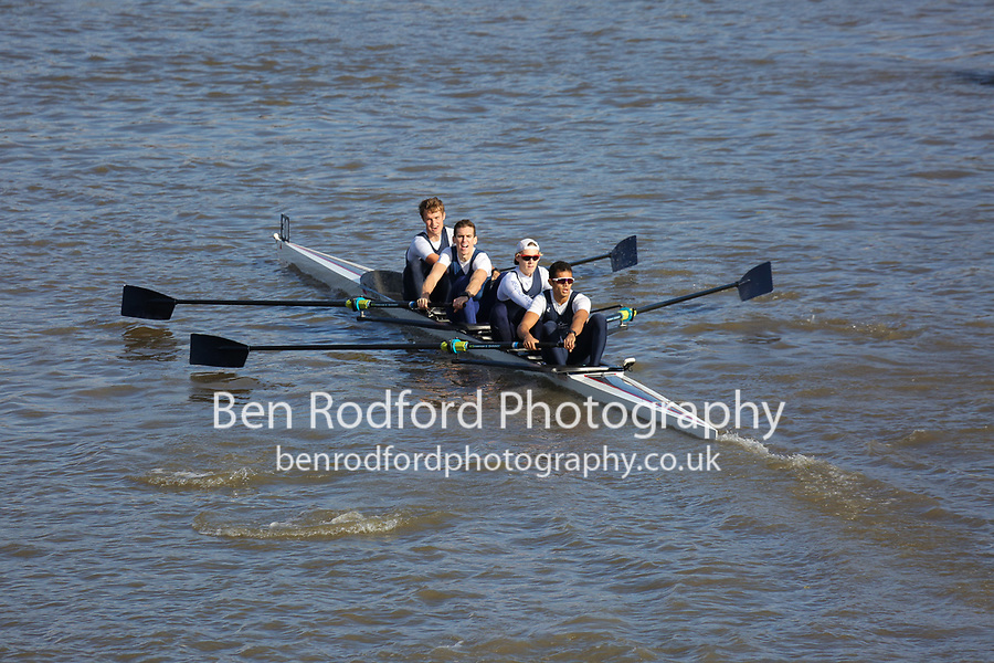 Crew: 30  OUL (B)  Oxford University Lightweight RC (S Mahesh)  4- Acad Champ<br /> <br /> Fours Head of the River 2018<br /> <br /> To purchase this photo, or to see pricing information for Prints and Downloads, click the blue 'Add to Cart' button at the top-right of the page.