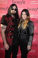 Wes Cage<br /> at the Benefit Cosmetics Kick Off Of Wing Women Weekend, Space 15 Twenty, Hollywood, CA 09-26-14<br /> David Edwards/DailyCeleb.com 818-249-4998