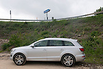 Audi Q7 on a journey to visit German automobile museums. shot between Stuttgart and Munich.