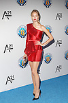 Model Sasha Luss Attends Unitas Gala <br />