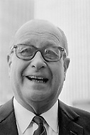 04 Oct 1971 --- President of the International Trade Chamber, Swiss Baron Rudolphe Hottinger. --- Image by © JP Laffont