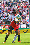 13.08.2017, Ostalb Arena, Aalen, GER, DFB Pokal, SF Dorfmerkingen vs RB Leipzig, im Bild Bruma (Leipzig #17)<br /> <br /> Foto &copy; nordphoto / Hafner