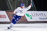 Uppsala 2013-11-20 Bandy Elitserien IK Sirius - Edsbyns IF :  <br /> Edsbyn Daniel Liw jublar efter att ha gjort 7-1<br /> (Foto: Kenta J&ouml;nsson) Nyckelord:  jubel gl&auml;dje lycka glad happy