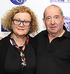 Nadia Tass and Michael Tucker attend the Meet and Greet for the New Jersey Repertory Company's production of 'Fern Hill' at Theatre Row Studios on July 24, 2018 in New York City