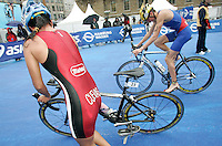 31 AUG 2007 - HAMBURG, GER - Under 23 Womens World Triathlon Championships. (PHOTO (C) NIGEL FARROW)