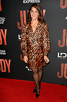 "LOS ANGELES, USA. September 20, 2019: Nia Vardalos at the premiere of ""Judy"" at the Samuel Goldwyn Theatre.<br /> Picture: Paul Smith/Featureflash"