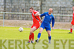 Tralee Dynamos Peter W. McCarthy and Tolka Rovers Stephen Murtagh.