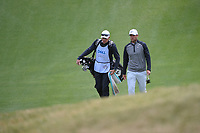 Lucas Bjerregaard (DEN) makes his way to the green on 18 during day 5 of the WGC Dell Match Play, at the Austin Country Club, Austin, Texas, USA. 3/31/2019.<br /> Picture: Golffile | Ken Murray<br /> <br /> <br /> All photo usage must carry mandatory copyright credit (&copy; Golffile | Ken Murray)