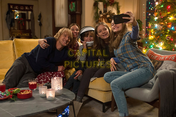 Wonder (2017)<br /> Owen Wilson, Julia Roberts, Jacob Tremblay, Izabela Vidovic and Danielle Rose Russell <br /> *Filmstill - Editorial Use Only*<br /> CAP/FB<br /> Image supplied by Capital Pictures