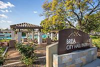 Brea City Hall Park