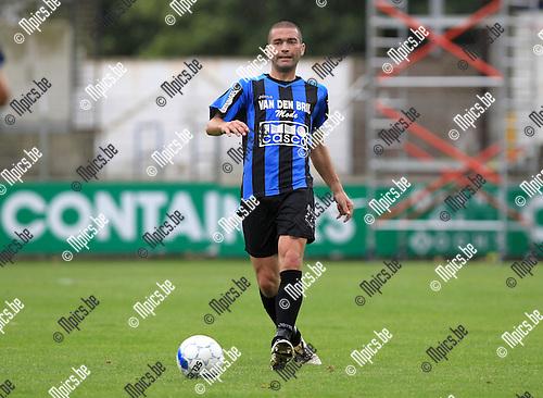 2010-08-15 / Voetbal / seizoen 2010-2011 / Rupel-Boom / Jerry Poorters..Foto: mpics