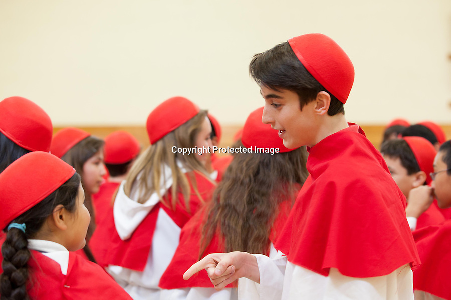 Model Papal Conclave<br />