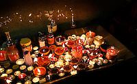 Nederland  Amsterdam. Divali viering in de Shri Guru Nanak Gurdwara Sahib temple.   Foto Berlinda van Dam / Hollandse Hoogte