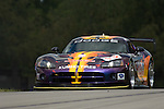 20 July 2007: The Woodhouse Performance Dodge Viper driven by Cindi Lux and Stan Wilson at the Acura Sports Car Challenge at Mid-Ohio, 2007, Lexington, Ohio.