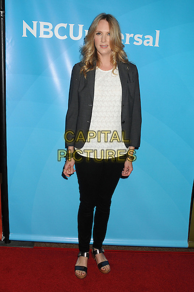 13 July 2014 - Beverly Hills, California - Christina Kirk. NBC Universal Press Tour Summer 2014 held at the Beverly Hilton Hotel. <br /> CAP/ADM/BP<br /> &copy;Byron Purvis/AdMedia/Capital Pictures