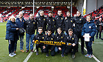 Southey Wolves Football Club who received a County FA Respect award during the Championship match at Bramall Lane Stadium, Sheffield. Picture date 30th December 2017. Picture credit should read: Simon Bellis/Sportimage