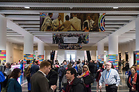 People attend the Union for Reform Judaism Biennial 2017 in the Hynes Convention Center in Boston, Mass., USA, on Wed., Dec. 6, 2017.