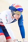 Jack Carlin of the team of Great Britain competes in Men's Team Sprint - Qualifying match as part of the 2017 UCI Track Cycling World Championships on 12 April 2017, in Hong Kong Velodrome, Hong Kong, China. Photo by Victor Fraile / Power Sport Images
